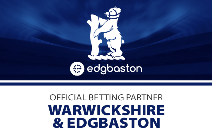 Dafabet signs a three year deal with Warwickshire & Edgbaston as their Official Betting Partner